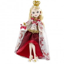 Mattel Ever After High Apple White Legacy Day